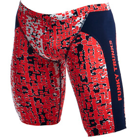 Funky Trunks Training Jammers Men sea snake